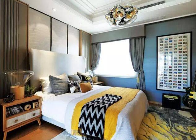 李湘豪宅曝光,带你领略一款270平北欧风别墅设计图片