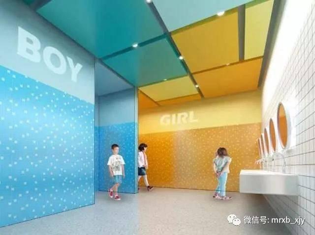 小学厕所设计图效果图