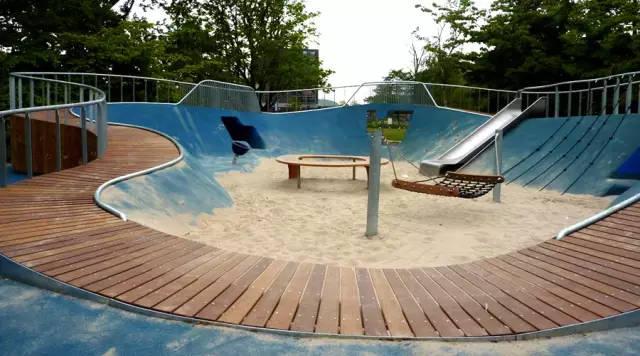 幼儿园景观设计全攻略 云鹿幼儿园设计中心图片