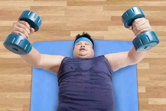 应该的局部运动减肥,都建立所有在全身基本运动基础上.轻断食对身体图片