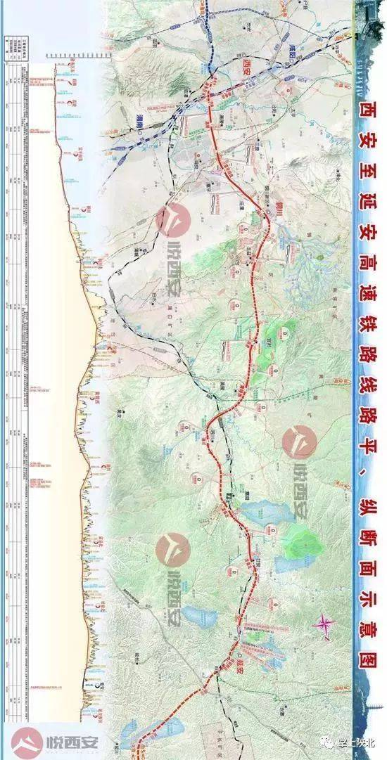 甘泉新区规划图