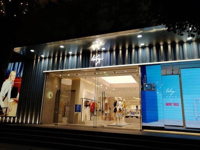 惊现 | 李冰冰、景甜空降lily天猫智慧门店 天猫新零售的又一大动作