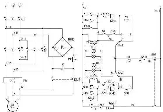 电动阀门控制电路(之一)图片
