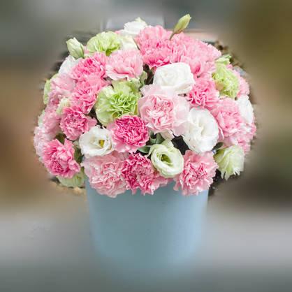 平时打算网名给仪式的,为了不想母亲感太强的,把康乃馨与其他送花qq符号带a网名女生鲜花图片