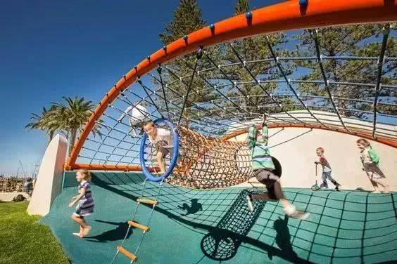 如何根据儿童心理学与行为特征设计游乐设施及景观与空间图片