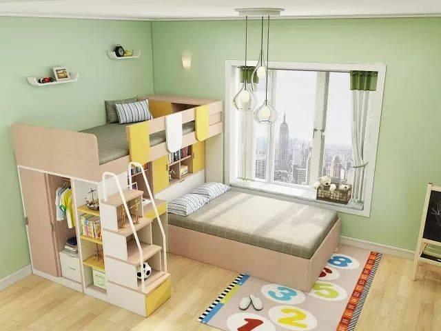 儿童床怎么选?这里有份详细盘点!图片