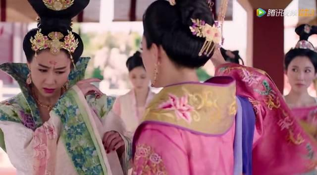 宫心计2:太子妃与公主针锋相对,王蓁:公主这一生注定孤独终老