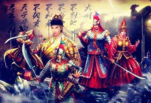 明朝军队如此强大,中期的时候却被一小国打的遍体鳞伤