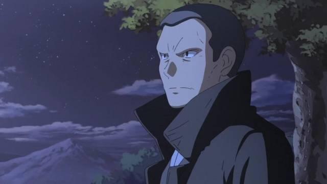 坂木同样是一个非常神秘的角色,我们只是知道了他曾经是一个道馆的馆