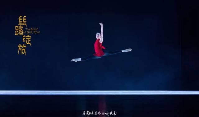 星海音乐学院丝路舞蹈团舞蹈基础专场绽放广免费平面设计青年实用教程图片