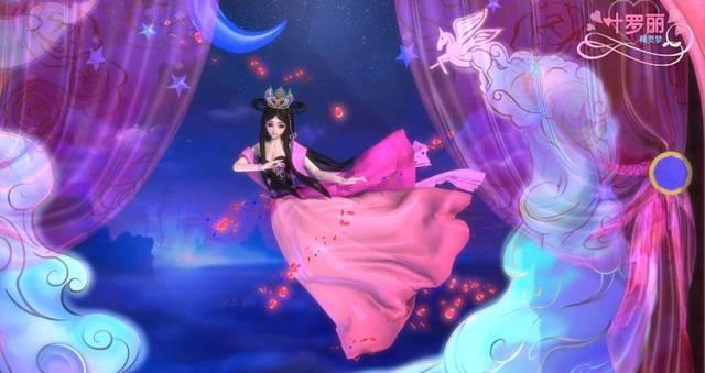 盘点《精灵梦叶罗丽》最搞笑的表情包,网友:罗丽太毁公主形象了图片