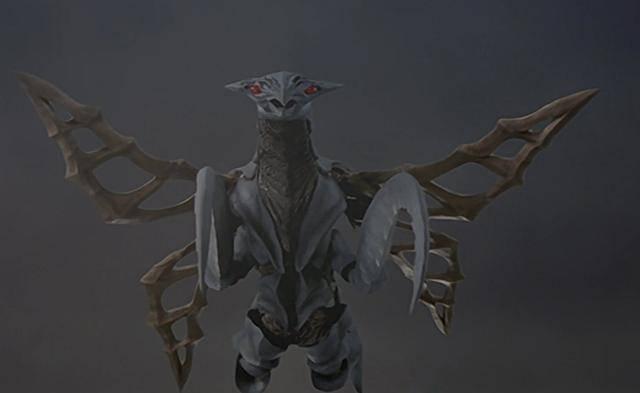 欧布猛斯王,是《超时空大决战》中的怪兽,号称是能够超越撒旦比佐
