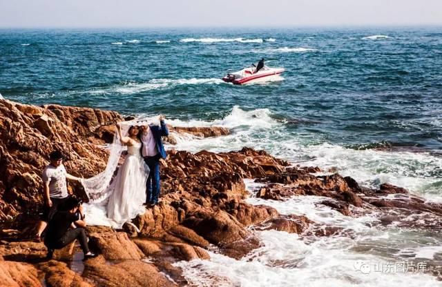 青岛:碧海蓝天的风景像极了我们的爱情
