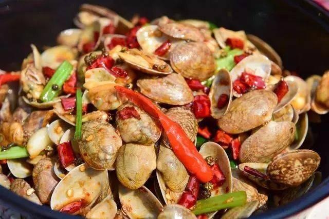辣炒花蛤带帽鹦鹉图片