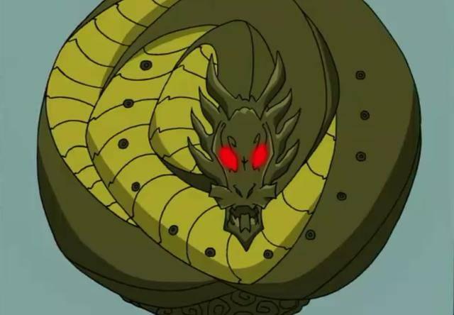 《成龙历险记》八大恶魔之首的圣主,没有这个符咒他什么都不是图片