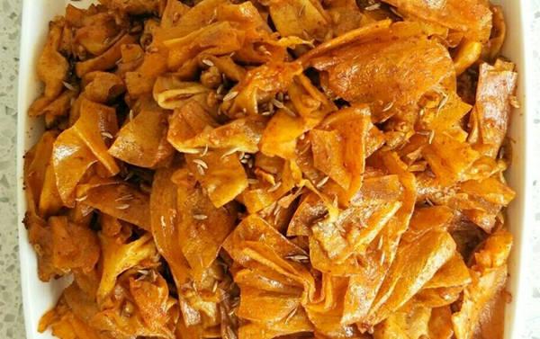 小吃麻辣豆皮,香辣方法最解馋的美味王亚伟操作特色图片