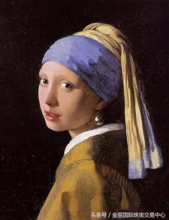少女漏b艺术_一只耳环引发的暧昧!戴珍珠耳环的少女 为艺术而牺牲