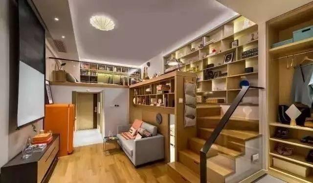 既是办公室的延伸,又是家庭生活的一部分. 空间示意如下图: 3.