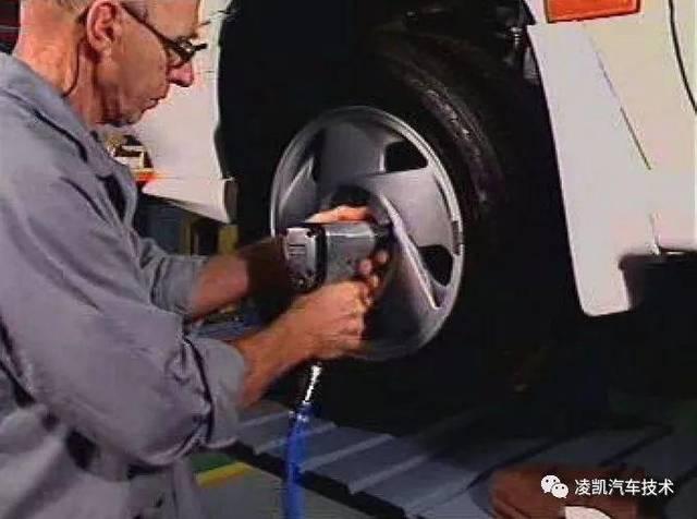 气动工具广泛被使用,针对气动工具的使用,以气动扳手为例对气动工具的图片