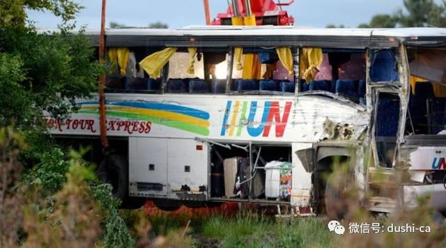 中国旅游团加拿大遭遇严重车祸 遇难者增至两人图片