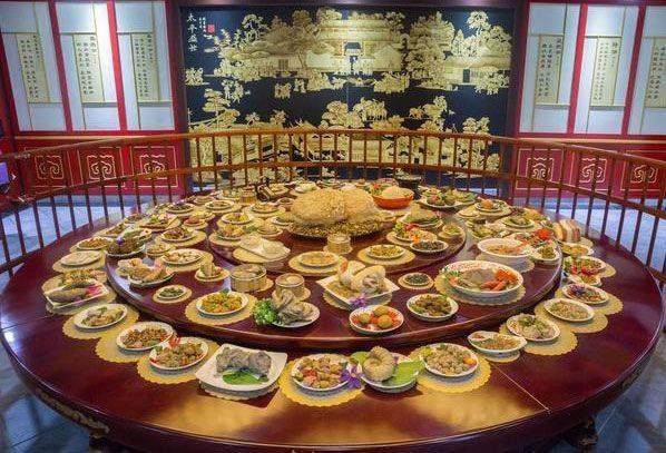 趣说北京|我请您吃~~~~~~~满汉全席知多少