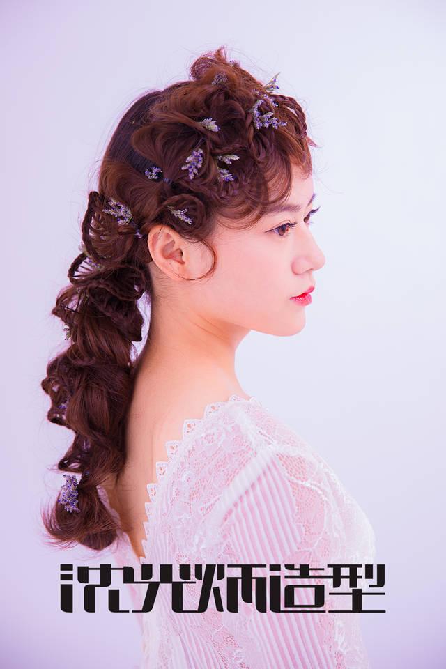 【沈光炳造型】2018初夏最美编发