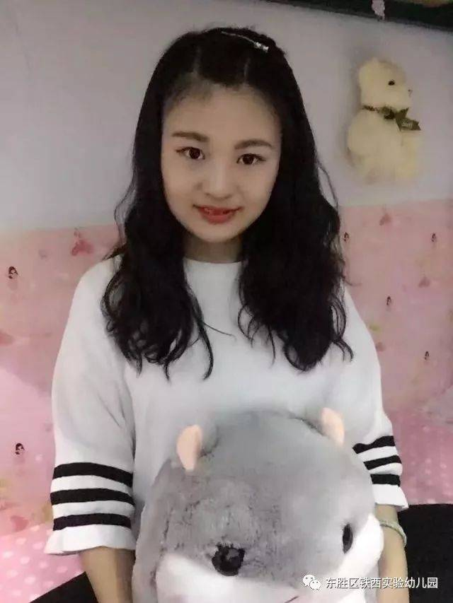 宣传月|刘蕊芳:我是一名幼儿教师
