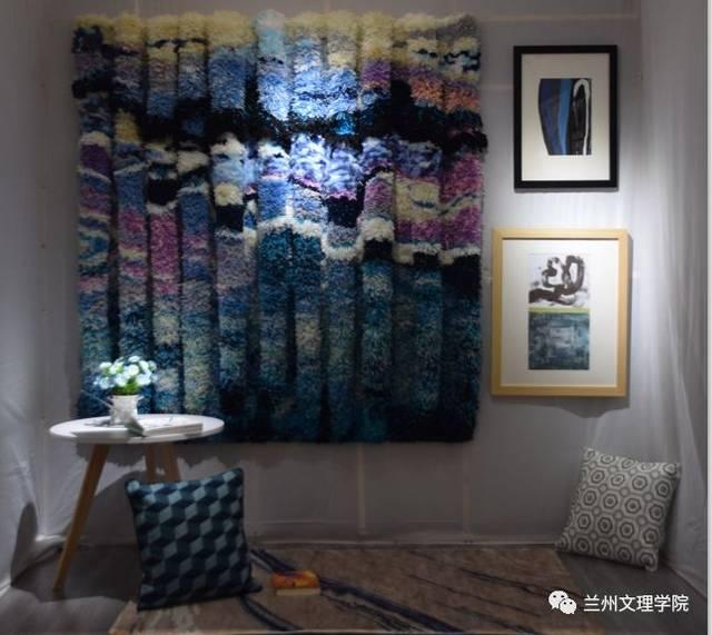 纤维艺术室内陈设品设计图片