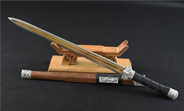 古人为何钟爱宝剑?
