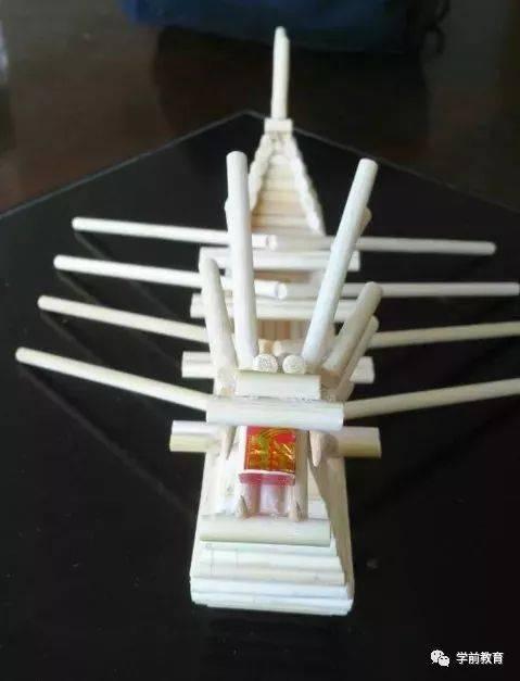 幼儿手工制作烟盒