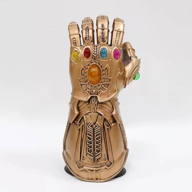 灭霸的无限手套打印矮人星造的?看看3D不是业趋势logov手套家具图片