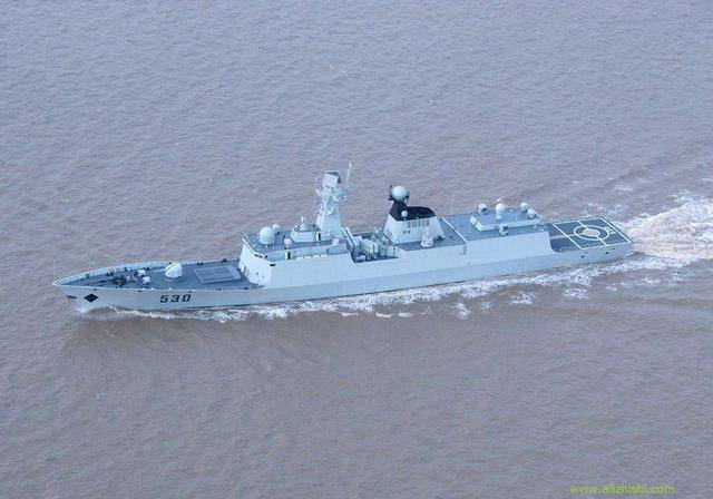 054a防空能力远不如052d,为啥巴海军仍引进?印军心中最明白原因