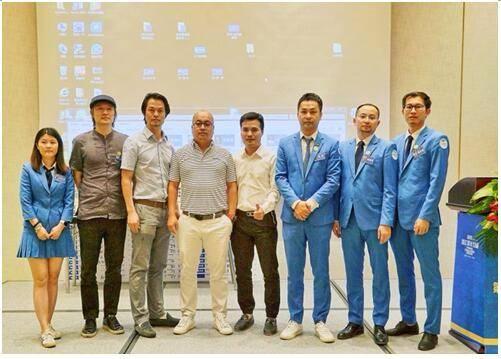 热烈祝贺深圳湛江设计力量第二届选举大会 圆满成功图片