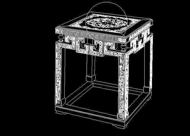 15种传统木工制作图,中国古典家具结构(附明清家具cad