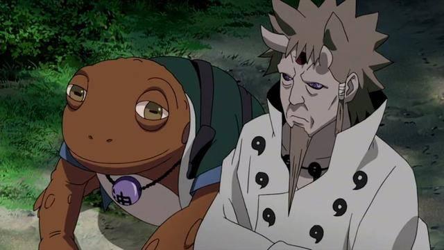 火影忍者:最强的5只蛤蟆通灵兽,蛤蟆吉倒数,第一只从未露脸!