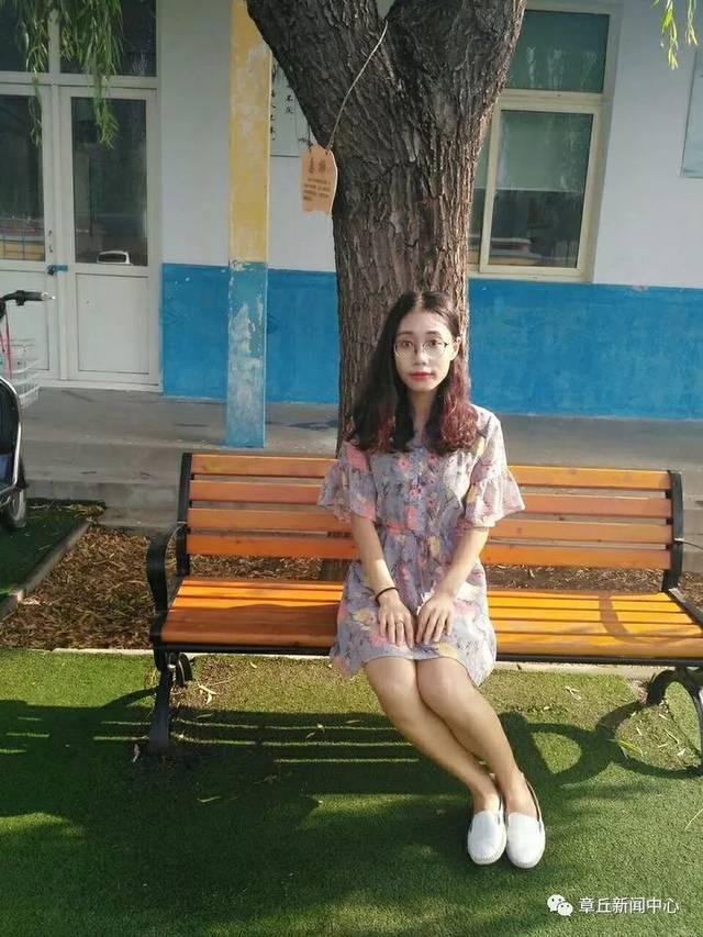 孟梅梅,横河曹范女生章丘小学教师,一个学区,a女生,积极向上的90后女孩阳光关于的冬天网名图片