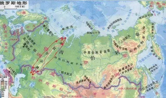 俄罗斯的乌拉尔山(ural mountain),这里曾是俄罗斯贵族在帝国首饰中长