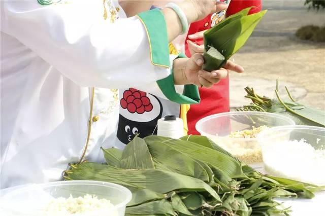 最特别的端午节打开方式,连广西粽子界大神都来了!图片