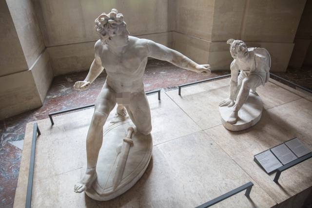 欧洲147裸体照_欧洲人物雕塑多裸体,是他们思想开放吗?
