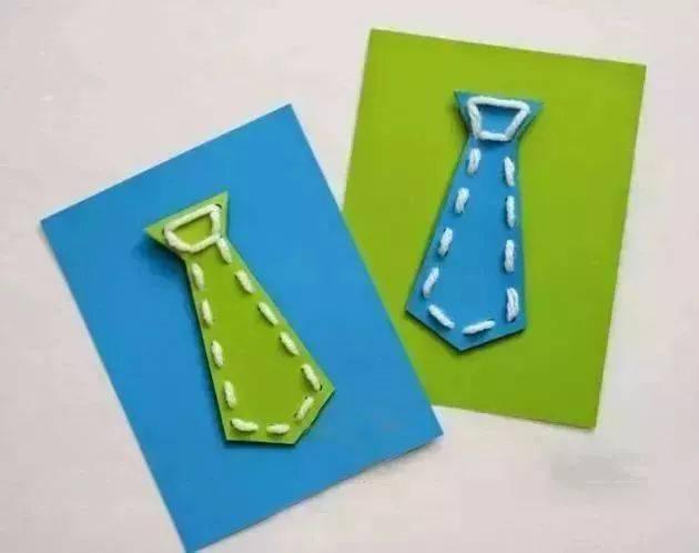 领带手工制作步骤