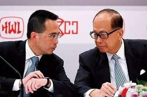 自从今年三月李嘉诚宣布退休,李大公子正式接棒,这对父子绝对是潮商