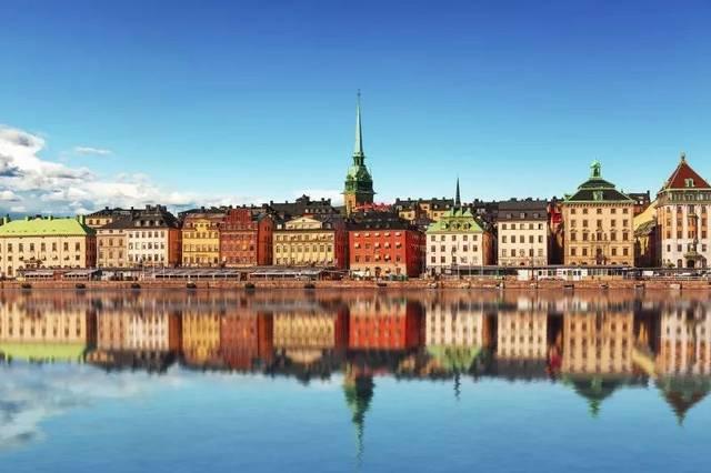 斯德哥尔摩城  一座逛不完的城市,温柔又冷寂