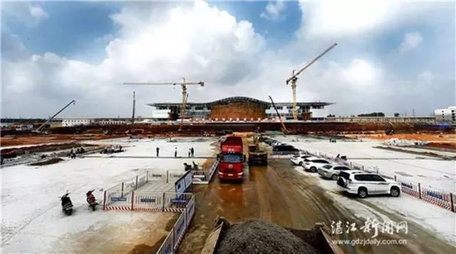 江門將新增多條高鐵線路!而江門高鐵站更是不得了……