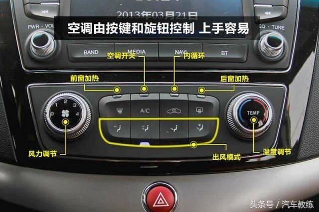 炎炎夏日汽车空调该怎么用?有可能弄得满车毒气