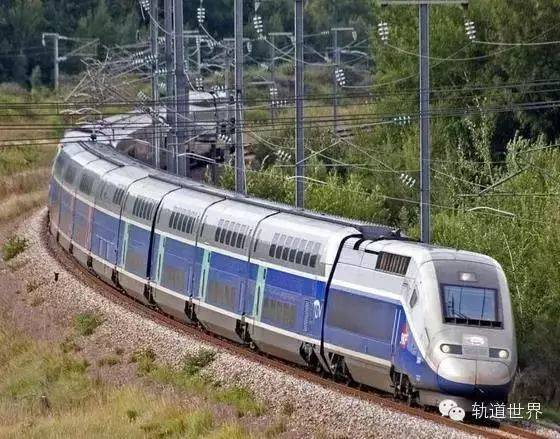 世界各国高铁知多少?