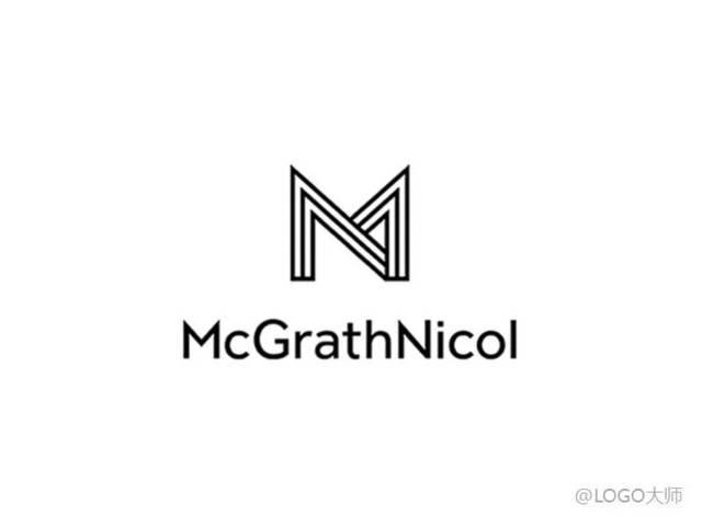字母m创意logo设计合集鉴赏!