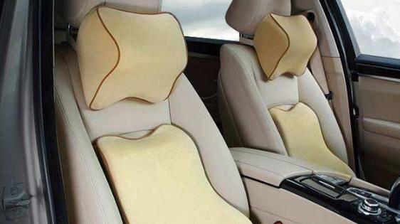 座椅按摩功能是在座椅内加入气动装置,气压由发动机舱的气泵提供图片