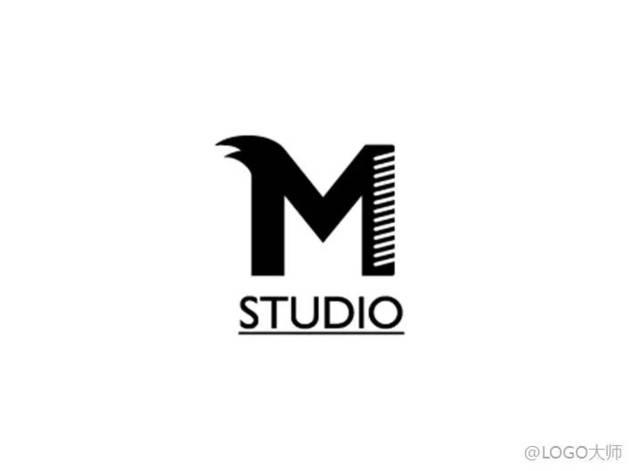 爱愹�'��m_字母m创意logo设计合集鉴赏!