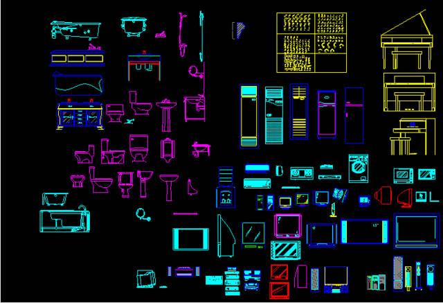 cad家装吧�9l.�k_ps:家装设计,需要cad设计图纸图纸的小伙伴,浏览器搜索 迅捷cad图库
