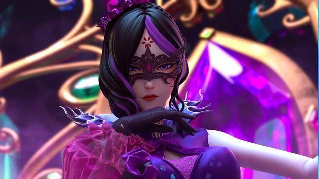叶罗丽精灵梦第六季:王默黑化换新造型,伤害水王子和冰公主兄妹图片